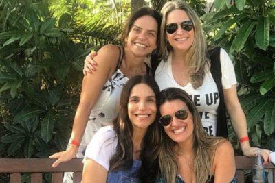 8 anos do filho de Ivete Sangalo - Andrea Guimarães