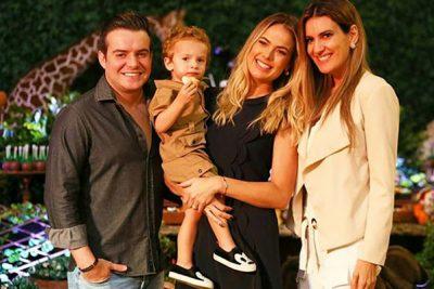 Aniversário filho Belutti - Andrea Guimarães