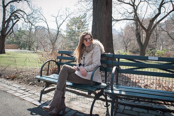 Andrea Guimarães nos EUA