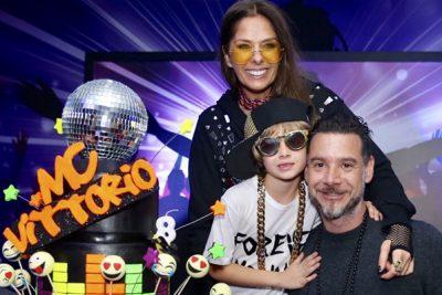 8 anos de Vittorio com festança funk - Andrea Guimarães