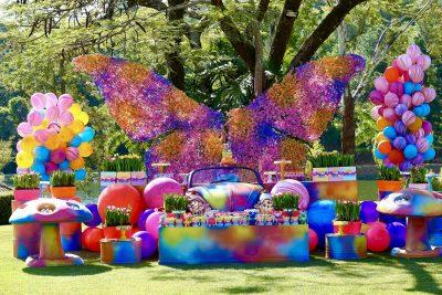 Festa TieDye - Andrea Guimaraes Party Planner
