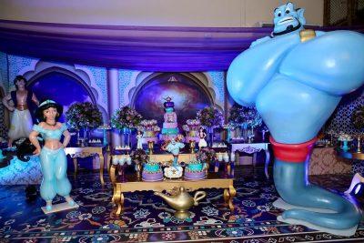 Festa Aladdin - Andrea Guimaraes Party Planner