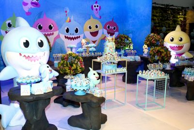 Festa Baby Shark - Andrea Guimaraes Party Planner
