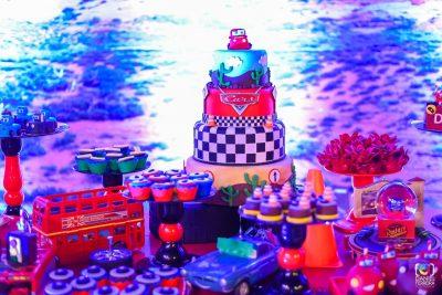 Festa Carros - Andrea Guimaraes Party Planner