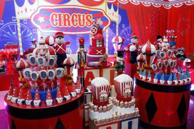 Festa Circo - Andrea Guimaraes Party Planner