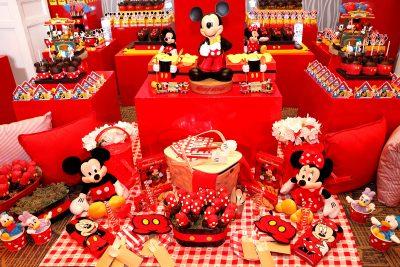 Festa Disney - Hendrew - Andrea Guimaraes Party Planner