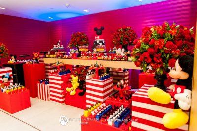 Festa Expo Mickey 90 anos - Andrea Guimaraes Party Planner