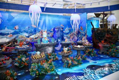 Festa Fundo do Mar - Andrea Guimaraes Party Planner