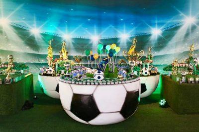 Festa Futebol Vittorio - Andrea Guimaraes Party Planner