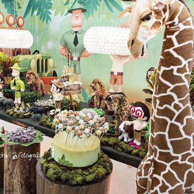 Festa Guarda Florestal - Andrea Guimaraes Party Planner