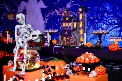 Festa Halloween Arthur - Andrea Guimaraes Party Planner