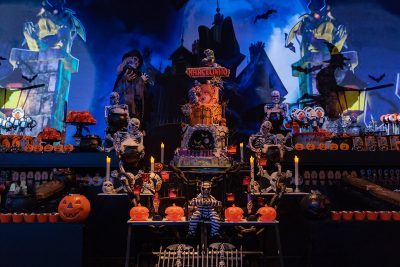 Festa Halloween Marcelinho - Andrea Guimaraes Party Planner