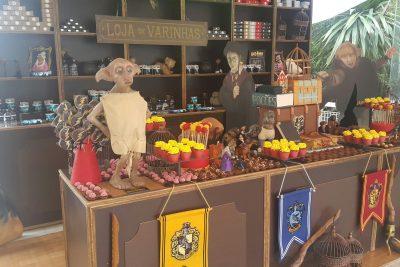 Festa Harry Potter - Donatela Mion - Andrea Guimarães Party Planner