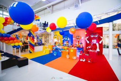 Festa M&M - Andrea Guimaraes Party Planner
