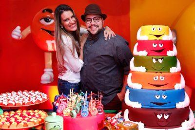 Festa M&M - Thiago Abravanel - Andrea Guimaraes Party Planner