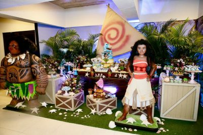 Festa Moana - Andrea Guimaraes Party Planner
