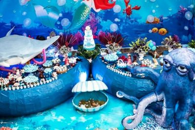 Festa Pequena Sereia - Andrea Guimaraes Party Planner