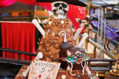 Festa Piratas do Caribe - Vittorio Galisteu - Andrea Guimaraes Party Planner