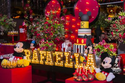 Festa Rafaella - Neymar - Andrea Guimarães Party Planner