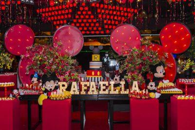 Festa Rafaella - Neymar - Andrea Guimaraes Party Planner