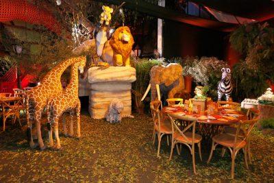 Festa Rei Leão - Andrea Guimaraes Party Planner