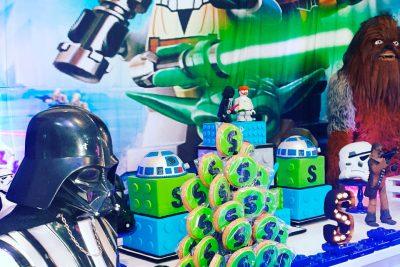 Festa Star Wars - Stefano Mion - Andrea Guimaraes Party Planner