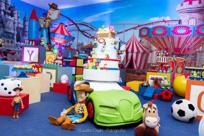Festa Toy Story - Andrea Guimaraes Party Planner