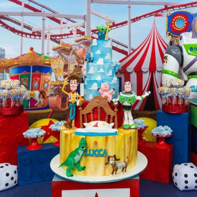 Festa Toy Story Lucca - Andrea Guimaraes Party Planner