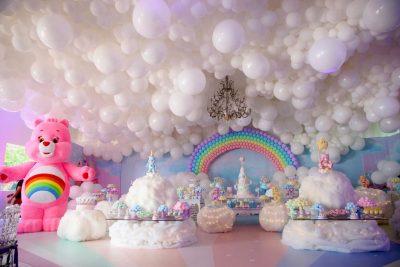 Festa Zoe Ursinhos Carinhosos - Andrea Guimaraes Party Planner