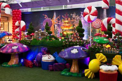 A Fantástica Fábrica de Chocolate - Andrea Guimarães Party Planner