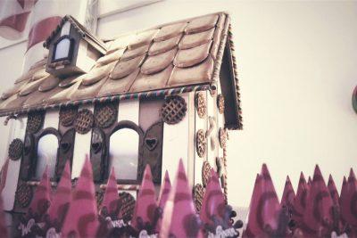 A Fantastica Fábrica de Chocolate - Maria e Clara - Andrea Guimarães Party Planner