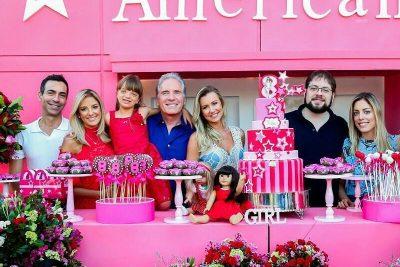 Festa American Girls - Rafa Justus - Andrea Guimarães Party Planner