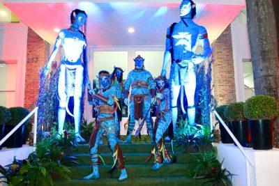 Festa Avatar - Andrea Guimarães Party Planner