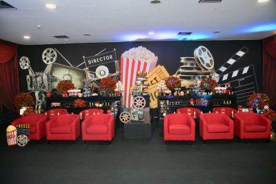 Festa Cinema e Teatro - Andrea Guimarães Party Planner
