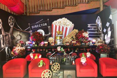 Festa Cinema e Teatro com Muppets - Andrea Guimarães Party Planner