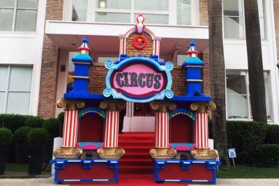 Festa Circo - Andrea Guimarães Party Planner