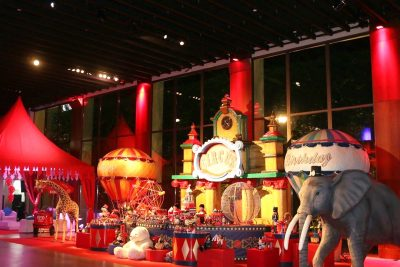 Festa Circo do Gabriel - Andrea Guimarães Party Planner