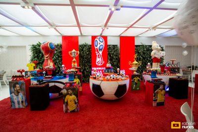 Festa Copa do Mundo 2018 - Andrea Guimarães Party Planner