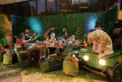 Festa Disney Safari - Andrea Guimarães Party Planner