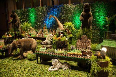 Festa Disney Safari Rio - Andrea Guimarães Party Planner