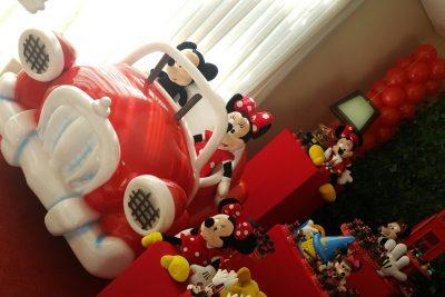 Festa Disney - Laura - Andrea Guimarães Party Planner