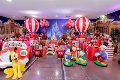 Festa Disney Magic Kingdon - Andrea Guimarães Party Planner