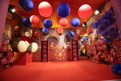 Fantástica Fábrica de Brinquedos no Circo - Andrea Guimarães Party Planner