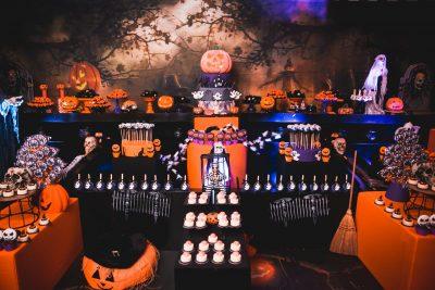Festa Halloween - Andrea Guimarães Party Planner