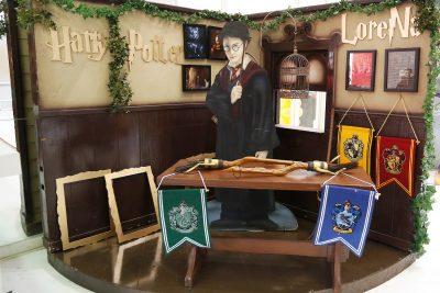 Festa Harry Potter - Lorena - Andrea Guimarães Party Planner
