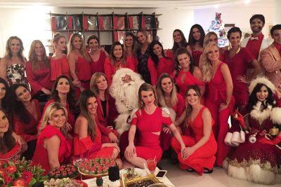 Jantar de Natal - Andrea Guimarães Party Planner