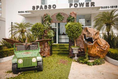 Festa Jurassic Park - Andrea Guimarães Party Planner