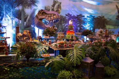 Festa Jurassic Park - Pietro - Andrea Guimarães Party Planner