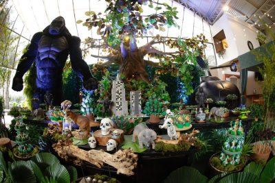 Festa King Kong - Andrea Guimarães Party Planner