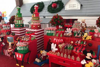 Festa Natal da Disney Helena - Andrea Guimarães Party Planner